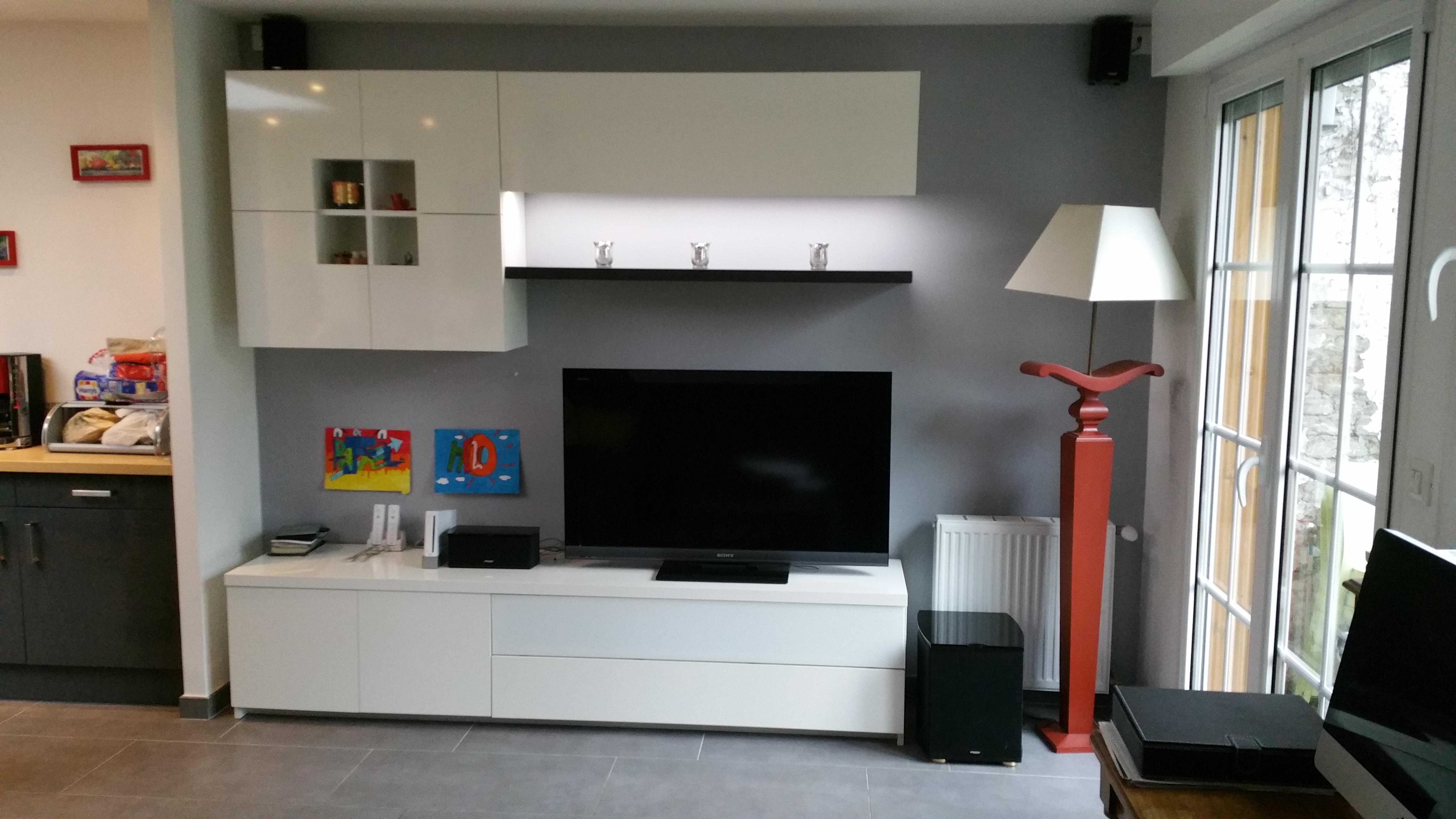 Meuble Tv Amg Agencement # Agencement Meuble Tv