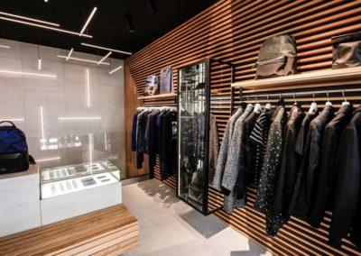 Boutique pour homme - Paris