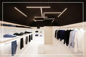 agenceur de boutiques et showrooms