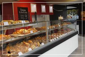 agencement de boulangerie