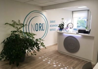 Banque accueil Nord ORL