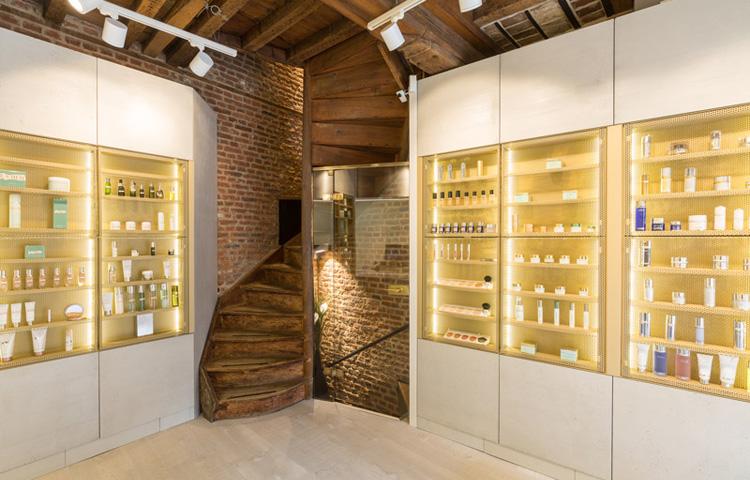 Agencement d'une parfumerie à Lille