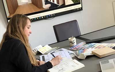 Interview de Julie, notre archi' créative
